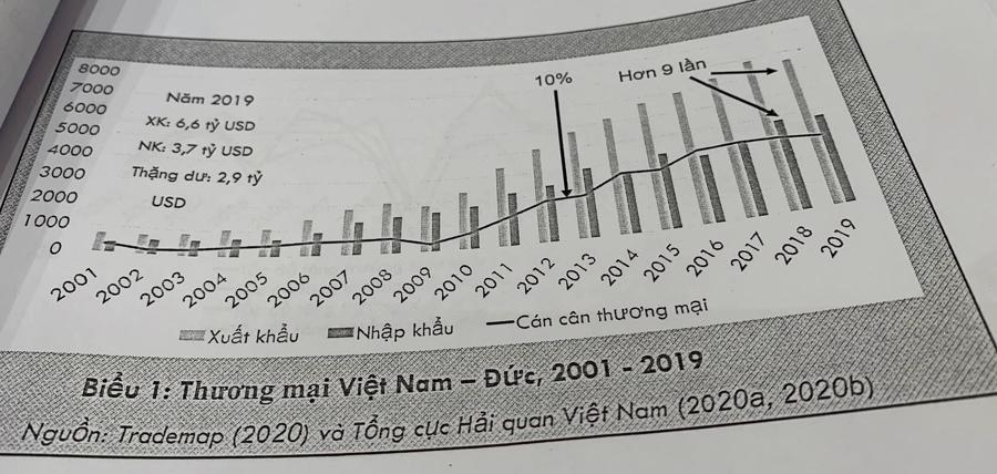 EVFTA mới có hiệu lực, thương mại Việt - Đức đảo chiều tăng mạnh - Ảnh 1.