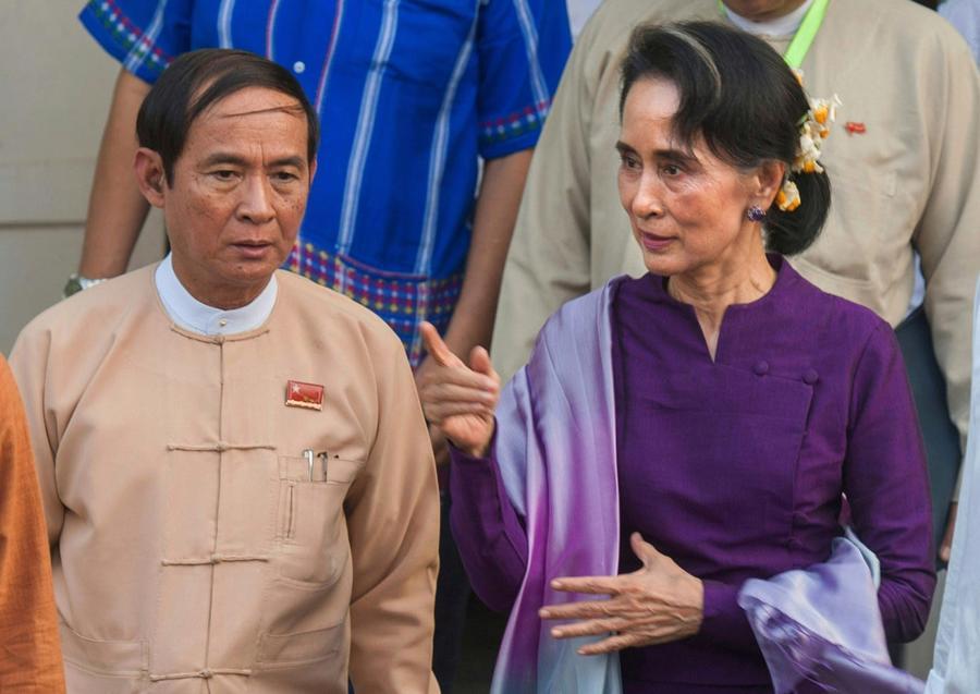 Việt Nam hết sức quan tâm theo dõi tình hình ở Myanmar - Ảnh 1.
