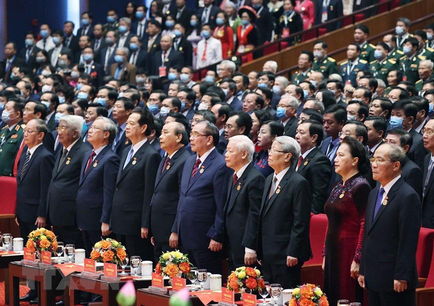 Đại hội Thi đua yêu nước Toàn quốc lần thứ X: Tạo động lực mới, đột phá mới - Ảnh 5.