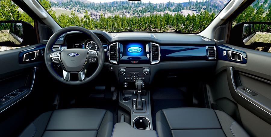Ford Everest có thêm phiên bản Sport, giá bán 1,112 tỷ đồng - Ảnh 4