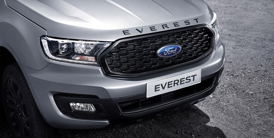 Ford Everest có thêm phiên bản Sport, giá bán 1,112 tỷ đồng - Ảnh 1