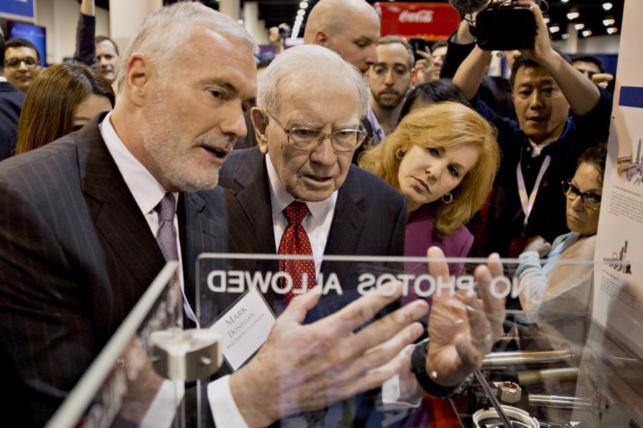 Tỷ phú Warren Buffett: 'Đầu tư là tìm cho mình câu chuyện phù hợp' - Ảnh 4.