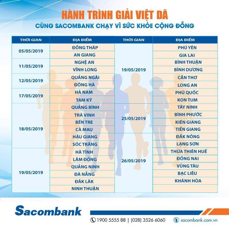 Cùng Sacombank chạy vì sức khỏe cộng đồng - Ảnh 4.