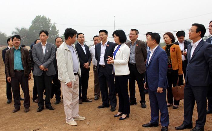Hà Nội: Mê Linh còn 60 dự án chậm triển khai, sẽ thu hồi nếu không thực hiện - Ảnh 1.