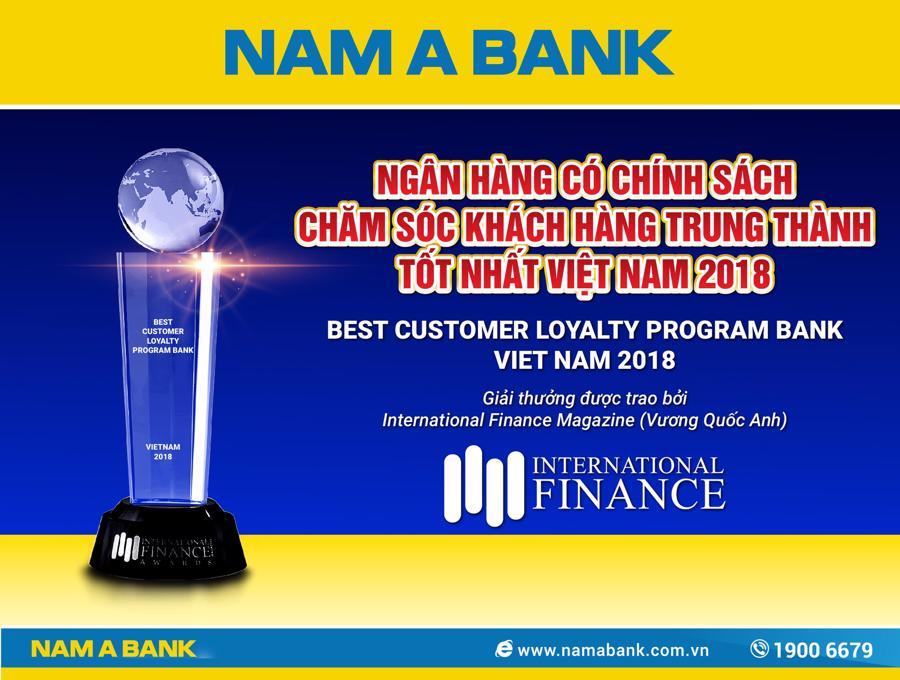 """""""Ngân hàng có chính sách chăm sóc khách hàng trung thành tốt nhất"""" - Ảnh 1."""