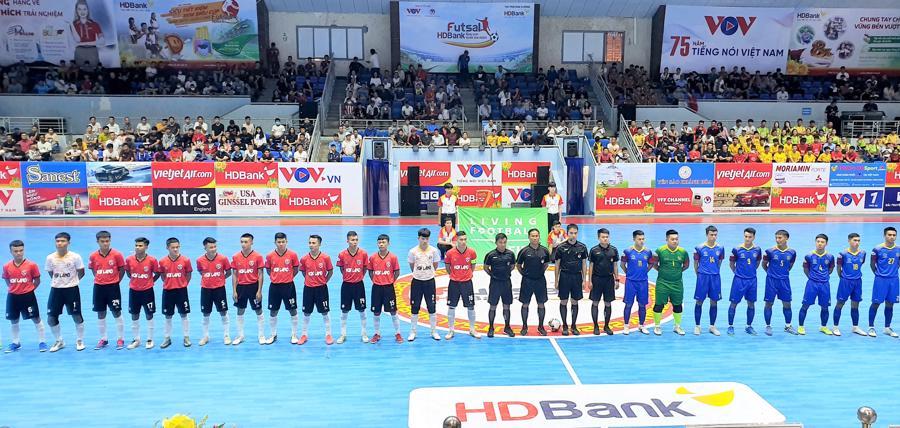 """Giải Futsal HDBank Cúp Quốc gia 2020 """"đổ bộ"""" về tỉnh Đắk Lắk - Ảnh 1."""