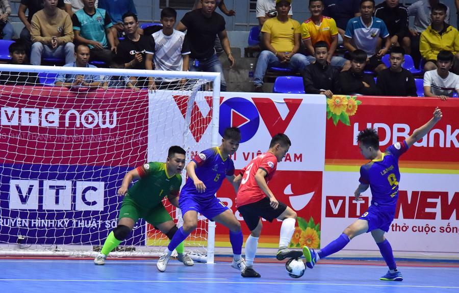 """Giải Futsal HDBank Cúp Quốc gia 2020 """"đổ bộ"""" về tỉnh Đắk Lắk - Ảnh 3."""
