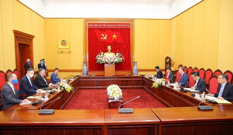 Ngoại trưởng Mỹ thăm chính thức Việt Nam - Ảnh 7.