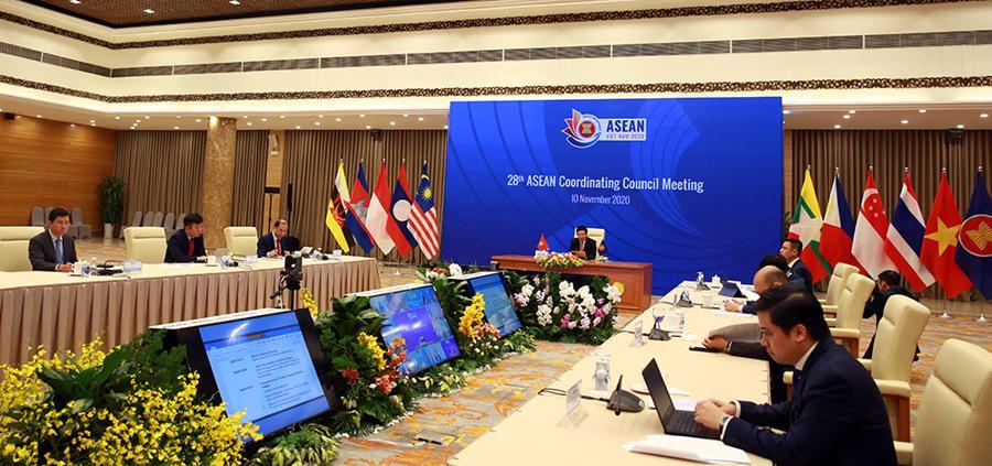Sẽ có Quỹ ASEAN về ứng phó dịch Covid-19 - Ảnh 1.