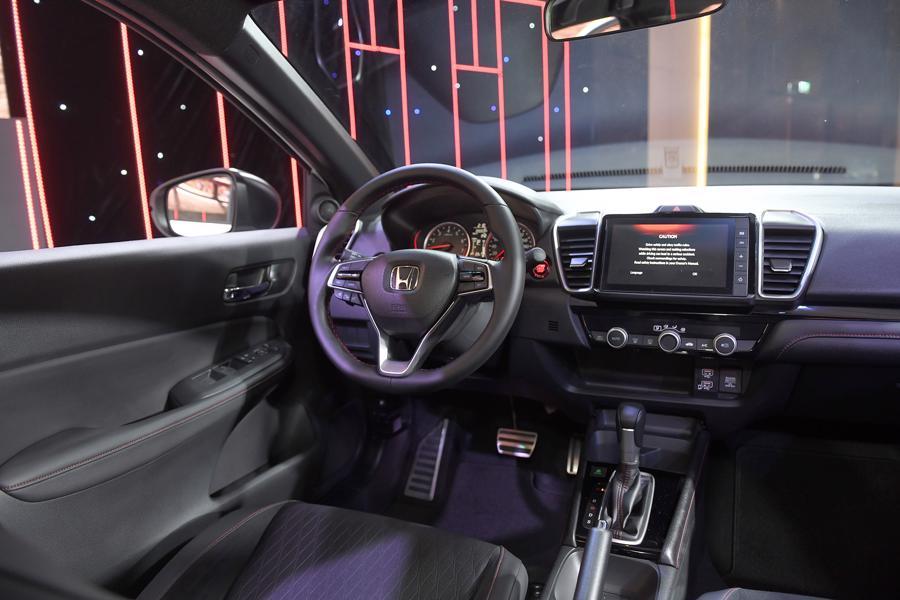 """Honda City 2021 giá từ 529 triệu đồng, quyết """"đấu"""" Toyota Vios và Hyundai Accent - Ảnh 2."""