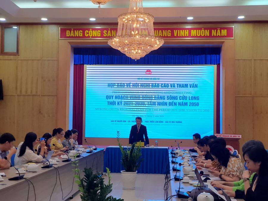 Sẽ xây dựng Đồng bằng Sông Cửu Long độc lập, có hạ tầng kết nối quốc tế riêng? - Ảnh 1.