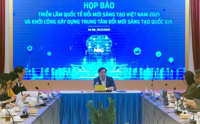 750 tỷ đồng xây Trung tâm đổi mới sáng tạo quốc gia tại Hoà Lạc - Ảnh 1.