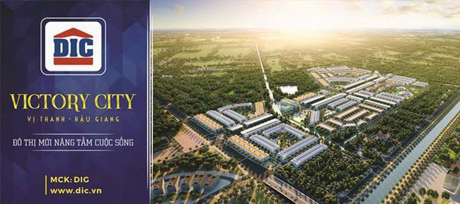 DIC Victory City đánh thức bất động sản Hậu Giang - Ảnh 1.