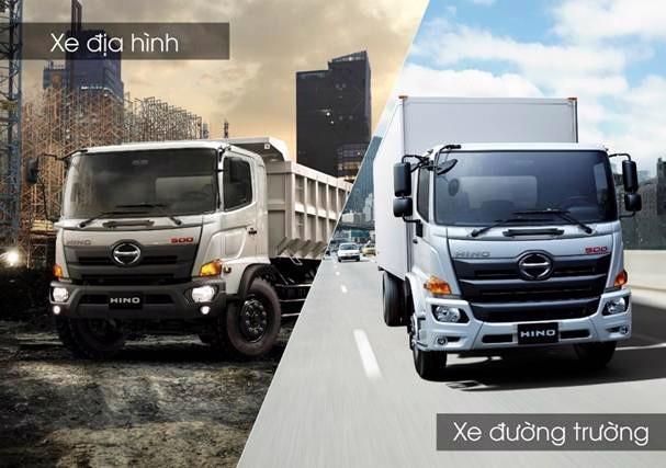 Hino Motors Việt Nam giới thiệu dòng xe tải mới chuẩn Euro 4 - Ảnh 1.
