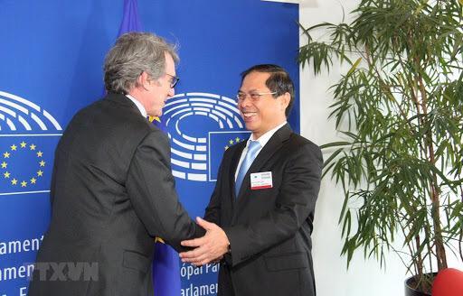 """""""Việt Nam đạt được những bước tiến quan trọng trong hội nhập kinh tế quốc tế năm 2020"""" - Ảnh 3."""
