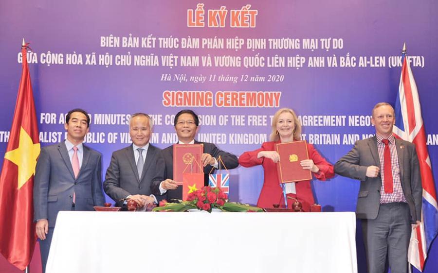 """""""Việt Nam đạt được những bước tiến quan trọng trong hội nhập kinh tế quốc tế năm 2020"""" - Ảnh 2."""