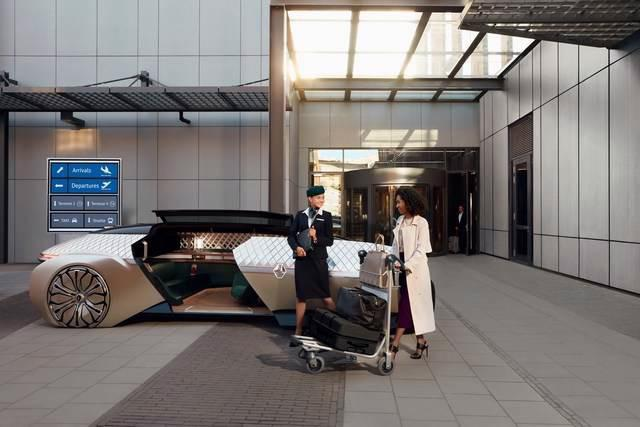 Thiết kế ôtô điện tự lái như phòng khách của Renault - Ảnh 3.
