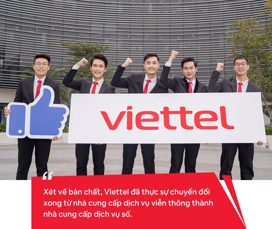 Viettel tái định vị thương hiệu để phù hợp với sứ mệnh mới - Ảnh 3