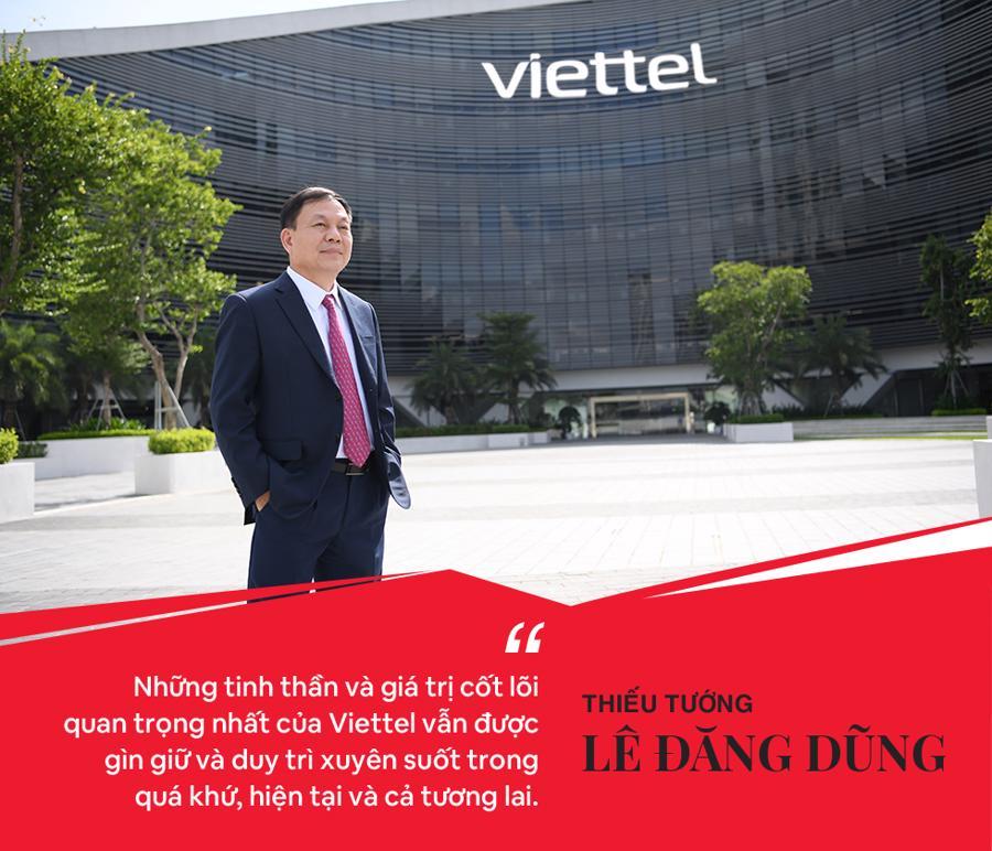 Viettel tái định vị thương hiệu để phù hợp với sứ mệnh mới - Ảnh 5