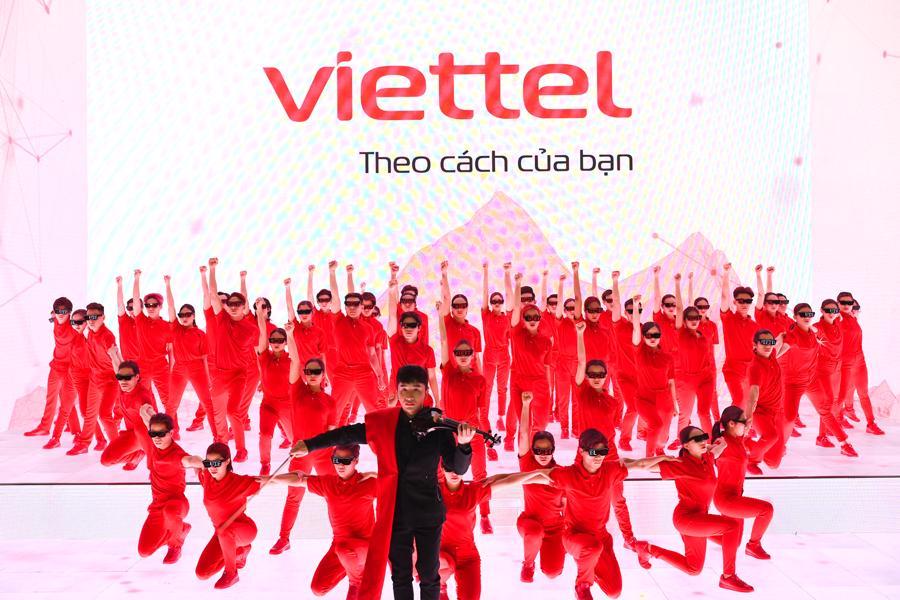 Viettel tái định vị thương hiệu để phù hợp với sứ mệnh mới - Ảnh 10
