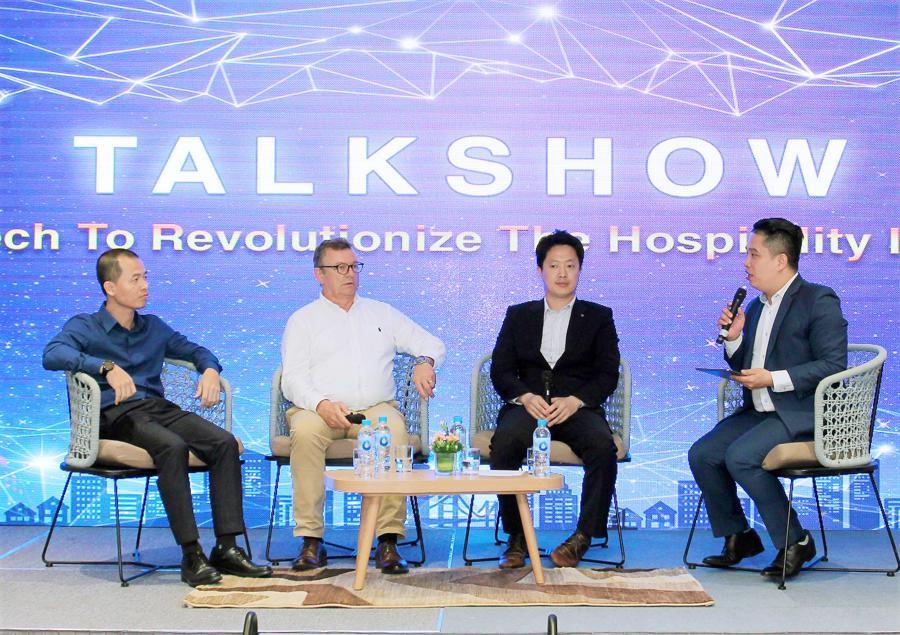 Cách mạng hoá ngành khách sạn bằng công nghệ - Ảnh 1.