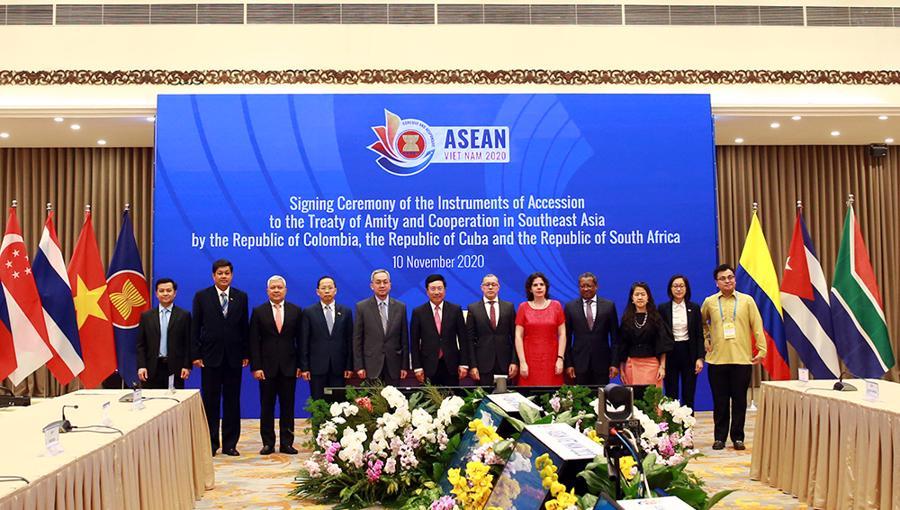 Sẽ có Quỹ ASEAN về ứng phó dịch Covid-19 - Ảnh 2.