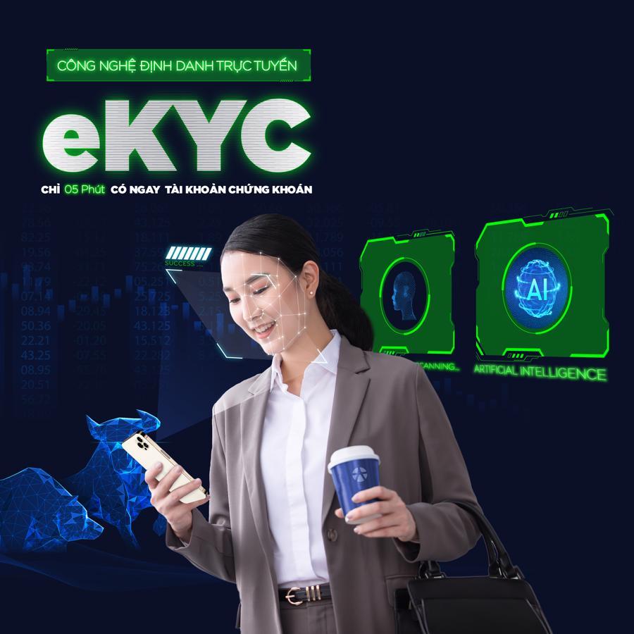 Chính thức mở tài khoản chứng khoán trực tuyến eKYC tại YSVN - Ảnh 1.