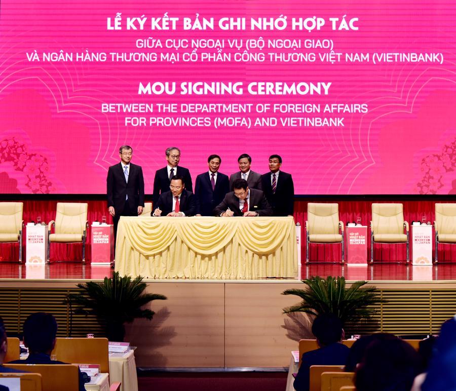 VietinBank - MUFG Bank: Hình mẫu điển hình trong quan hệ hợp tác Việt Nam và Nhật Bản - Ảnh 1.