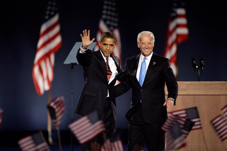 Chùm ảnh đáng nhớ trong cuộc đời và sự nghiệp của ứng viên tổng thống Joe Biden - Ảnh 8.