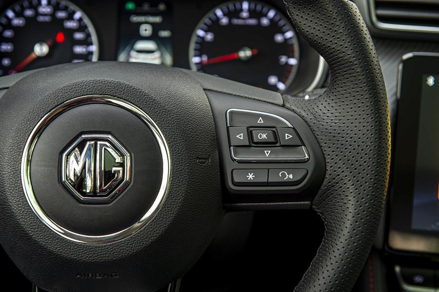 MG ZS nâng cấp mới giá 569 triệu đồng về Việt Nam - Ảnh 1