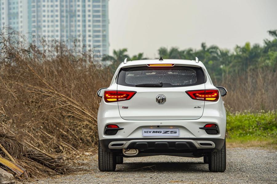 MG ZS nâng cấp mới giá 569 triệu đồng về Việt Nam - Ảnh 4.