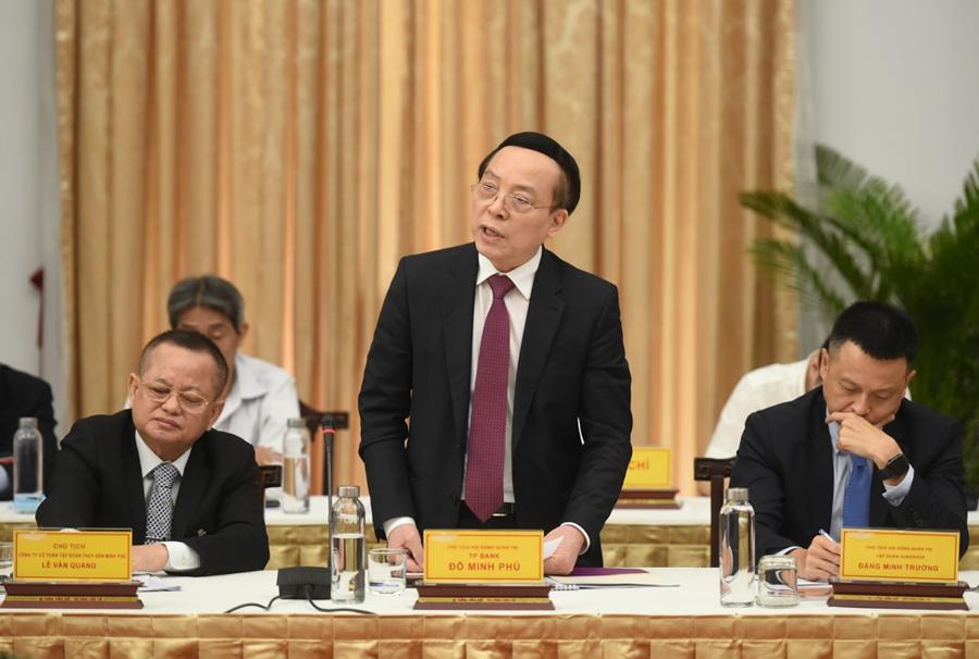 Đối thoại 2045: Việt Nam cần tăng trưởng 7%/năm trong 25 năm tới để trở thành nước thu nhập cao - Ảnh 4.
