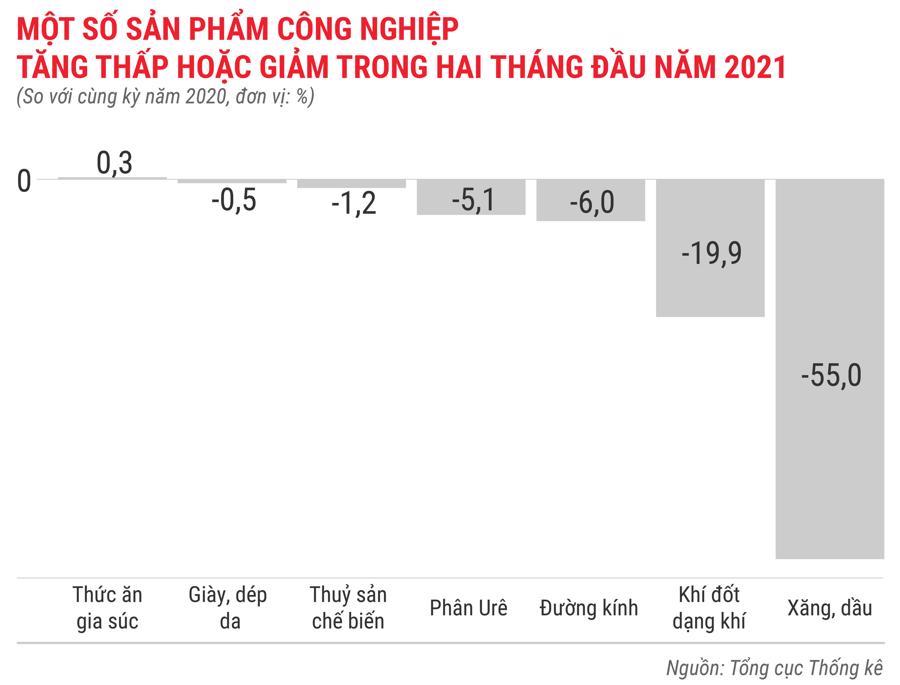 Toàn cảnh bức tranh kinh tế Việt Nam trong 2 tháng đầu năm 2021 - Ảnh 4.
