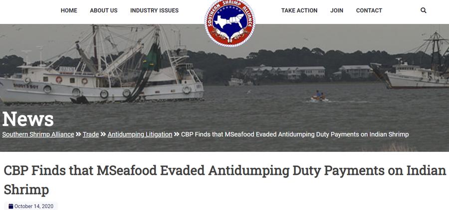 Thuỷ sản Minh Phú sẽ kháng quyết định của CBP liên quan nguyên liệu tôm Ấn Độ - Ảnh 1.