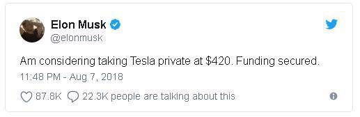 Những dòng tweet của Elon Musk có sức ảnh hưởng lớn cỡ nào? - Ảnh 2.