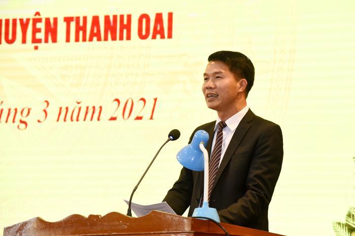 """Hà Nội: Huyện Thanh Oai cũng muốn """"lên đời"""" quận vào năm 2028 - Ảnh 1."""