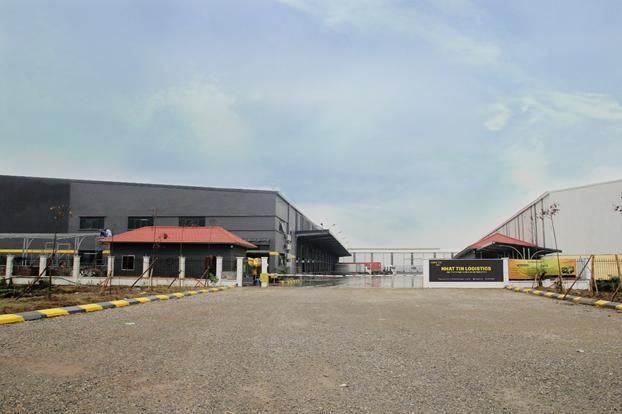 Nhất Tín Logistics chính thức vận hành trung tâm khai thác chia chọn rộng 20.000 m2 - Ảnh 1.