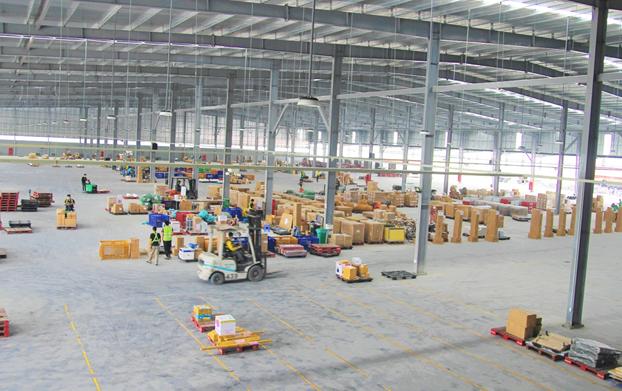 Nhất Tín Logistics chính thức vận hành trung tâm khai thác chia chọn rộng 20.000 m2 - Ảnh 2.