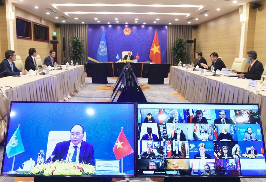 Thủ tướng lần đầu phát biểu tại Hội đồng Bảo an Liên Hợp Quốc - Ảnh 1.