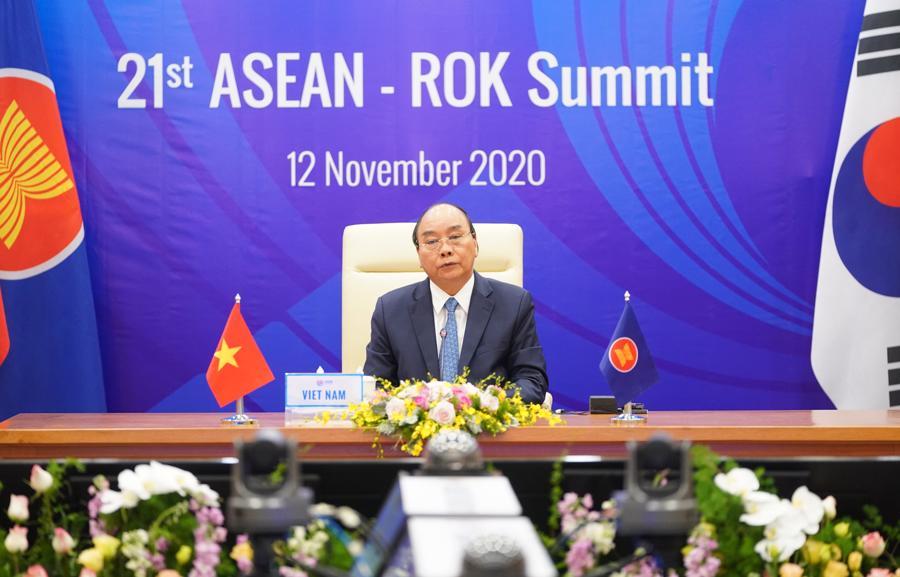 Hàn Quốc đẩy mạnh 'Chính sách hướng Nam mới', hợp tác sâu sắc với ASEAN - Ảnh 1.