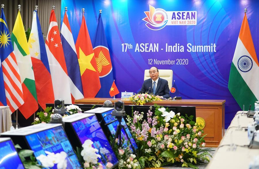 Ấn Độ ủng hộ lập trường của ASEAN về Biển Đông - Ảnh 1.