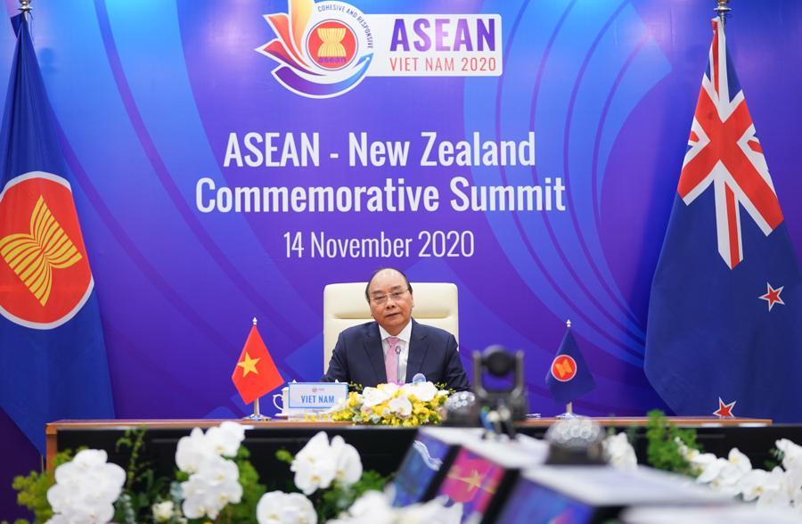 Thương mại hai chiều ASEAN - New Zealand tăng gấp 142 lần sau 45 năm - Ảnh 1.