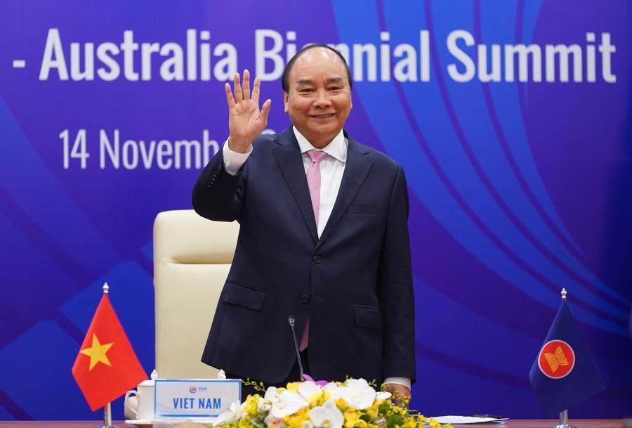 Australia cam kết hỗ trợ hàng trăm triệu USD cho các nước ASEAN - Ảnh 1.