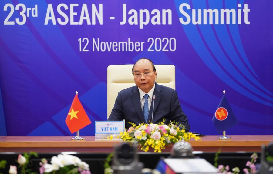 Nhật Bản - ASEAN: Mối quan hệ đối tác từ trái tim đến trái tim - Ảnh 1.