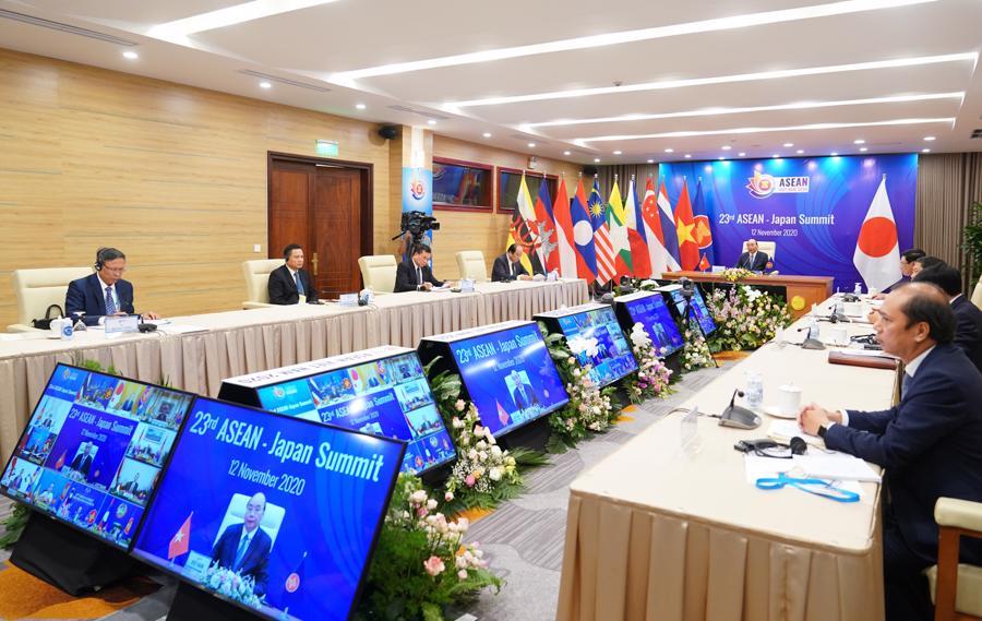 Nhật Bản - ASEAN: Mối quan hệ đối tác từ trái tim đến trái tim - Ảnh 2.