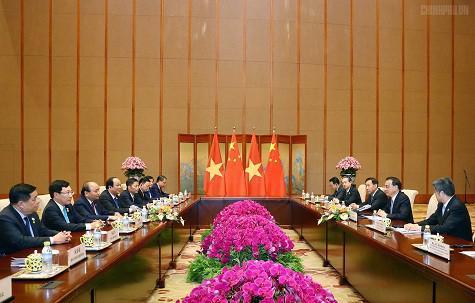 Việt - Trung thống nhất nhiều nội dung hợp tác quan trọng - Ảnh 1.