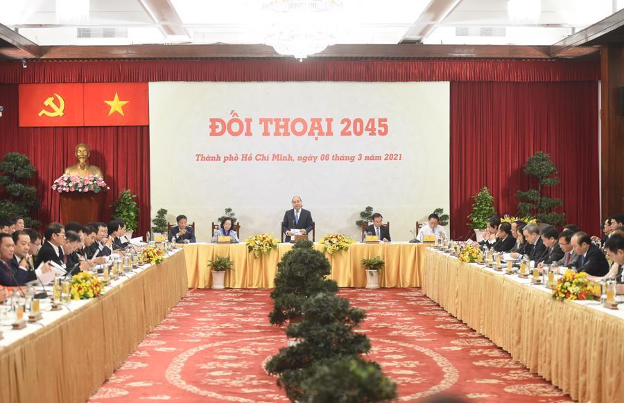 """Thủ tướng: """"Cần giải phóng mọi nguồn lực tiềm ẩn trong gần 100 triệu dân Việt Nam"""" - Ảnh 1."""
