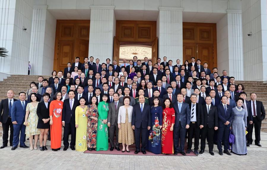 OCB đạt chứng nhận Thương hiệu Quốc gia năm 2020 - Ảnh 1.