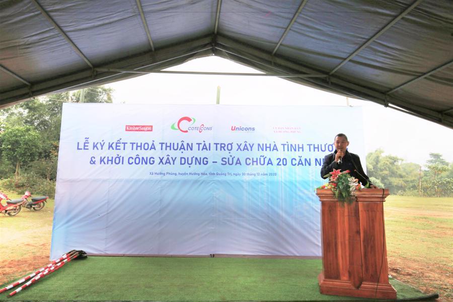 20 hộ nghèo ở Quảng Trị có nhà mới đón Tết - Ảnh 4.
