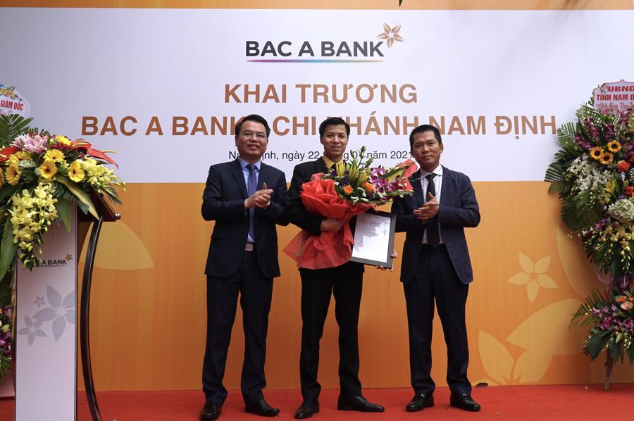 BAC A BANK chính thức đặt chân tới Nam Định - Ảnh 2.